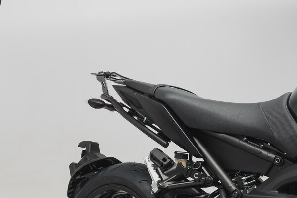 Set de alforjas BLAZE H Negro/Gris. Yamaha MT-09 (16-).