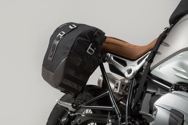 Legend Gear Seitentaschen-System LC Black Edition BMW R nineT Scrambler (16-).