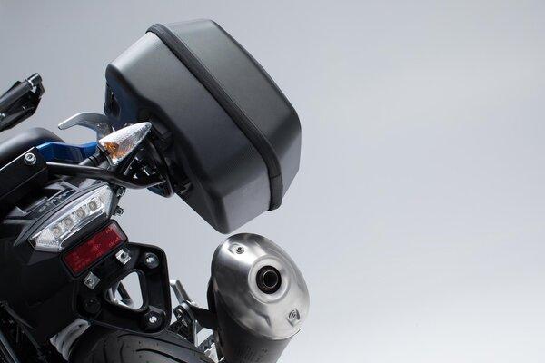 URBAN ABS sistema di valigia laterale 2x 16,5 l. BMW G 310 R (16).