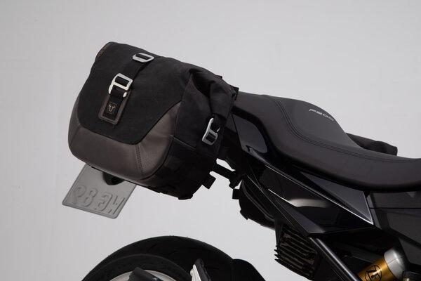 Legend Gear Seitentaschen-System LC Black Edition BMW F 900 R (19-).
