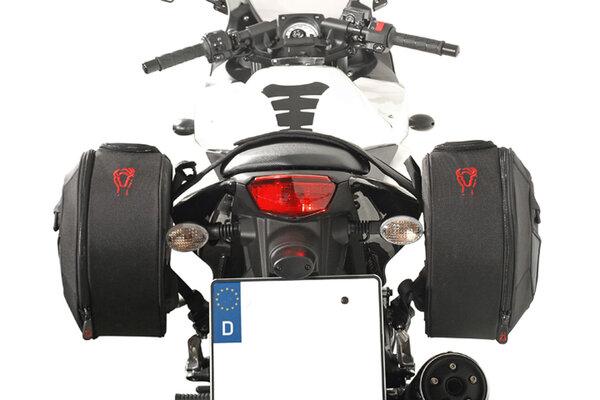 Safe Saddlebags Blaze For Kawasaki Ninja 250r 300 Z300 Sw Motech