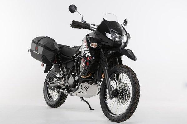 DAKAR Satteltaschen-Set Kawasaki KLR 650 (08-).
