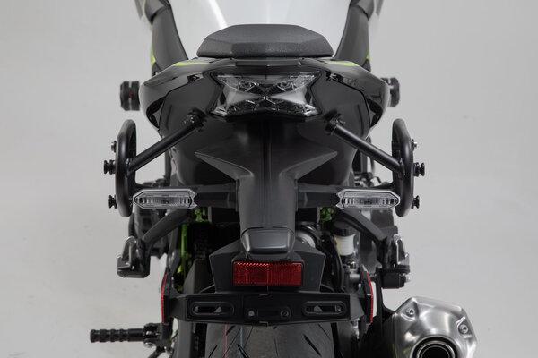 URBAN ABS Seitenkoffer-System 2x 16,5 l. Kawasaki Z900 (16-).