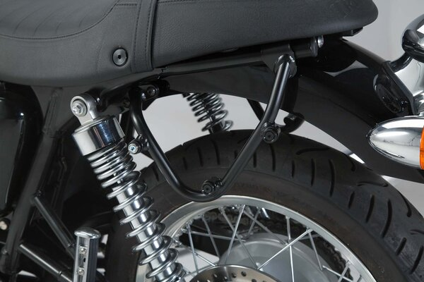 Legend Gear sistema di borse laterali LC Triumph Thruxton 900 (04-15)/Bonneville SE(04-16).