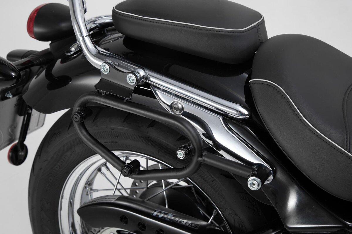 Legend Gear side bag set for Triumph Bonneville Speedmaster