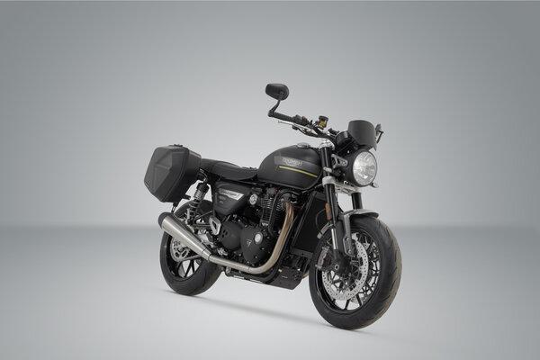 URBAN ABS Seitenkoffer-System 2x 16,5 l. Triumph Speed Twin 1200 (18-).