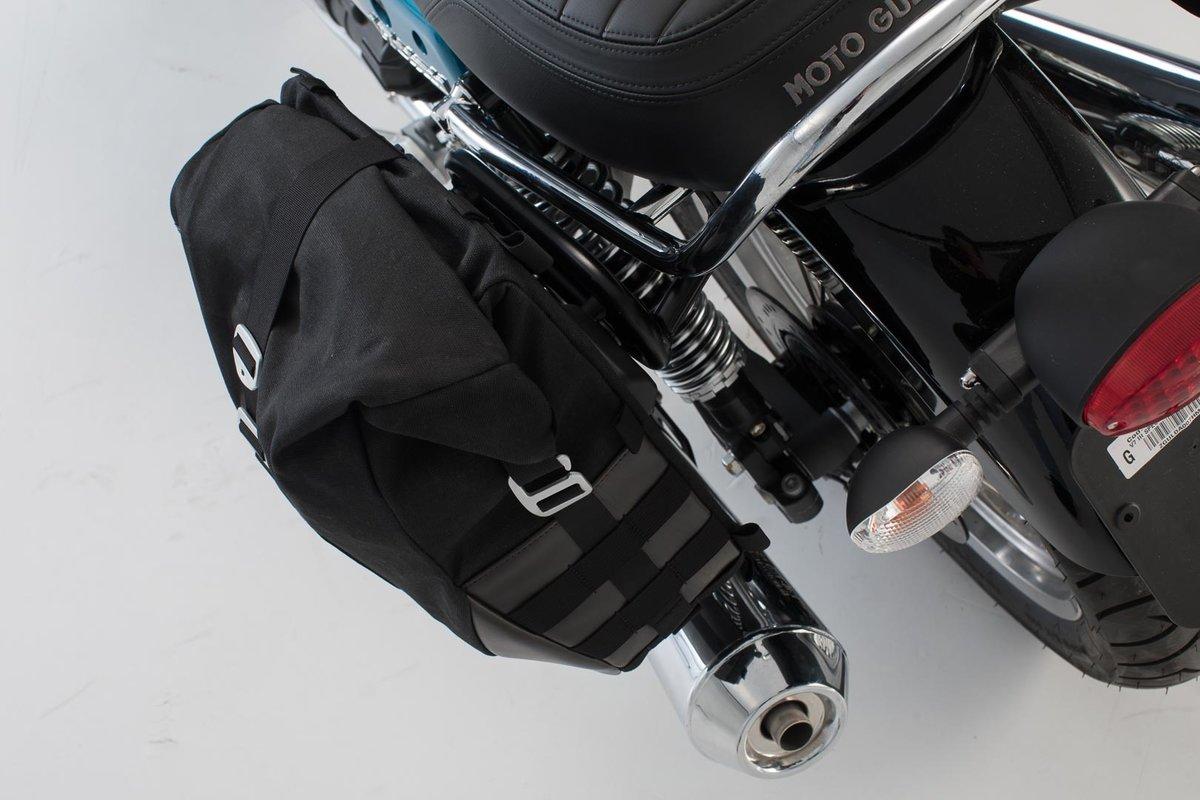 Legend Gear side bag system LC  Moto Guzzi V7 III (16-)