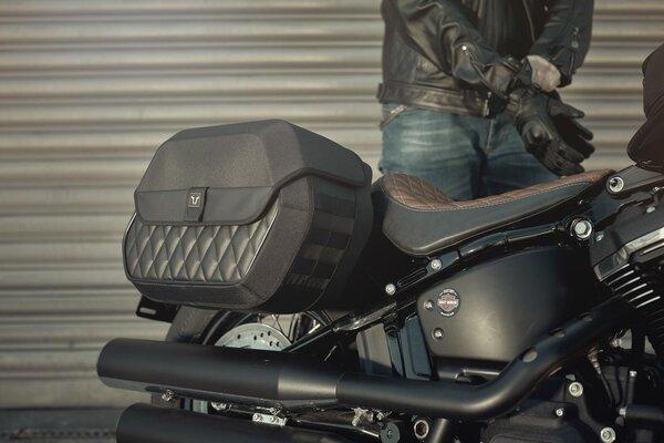 Legend Gear Seitentaschen-System LH Harley-Davidson Softail Low Rider / S (17-).