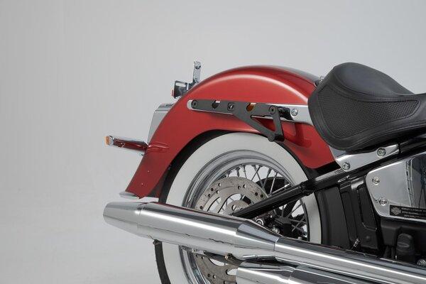Sistema di borse laterali Legend Gear LH Harley-Davidson Softail Deluxe (17-).