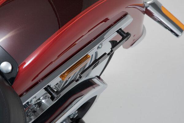 Système de sacoches latérales LH Legend Gear Harley-Davidson Softail Deluxe (17-).