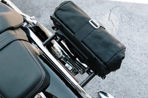 Legend Gear Seitentaschen-System LC Harley Davidson Dyna Fat Bob (08-17).