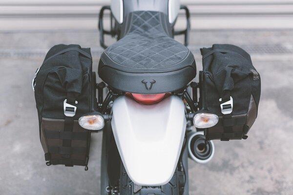 Legend Gear Seitentaschen-System LC Ducati Scrambler Modelle (14-).
