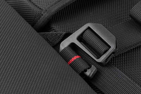Juego de maletas SysBag 10/15/10 Negro/Antracita. Correas de agarre incluidos.