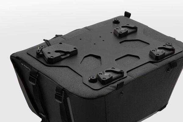SysBag 30 30 l. Black/Anthracite. Incl. straps.