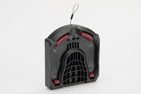 Bolsa de depósito eléctrica EVO 2.0 City 12 V. 11-15 l. Negro/Gris.