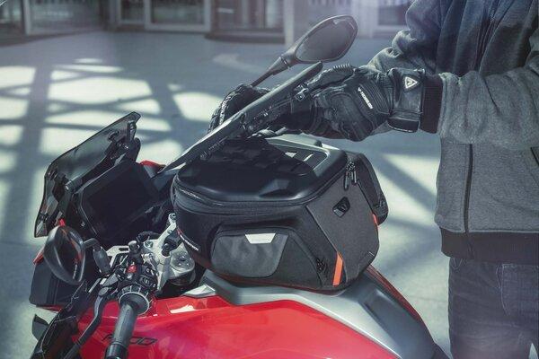 Tablet Drybag for MOLLE system Black.