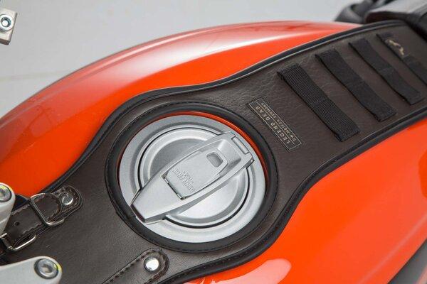 Legend Gear Tankriemen-Set Scrambler-Modelle (14-). Mit Zusatztasche LA1.