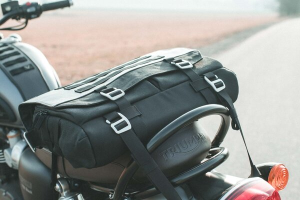 Legend Gear Gurt-Set für Messenger Bag LR3 4 Schlaufgurte. Befestigung am Motorrad.
