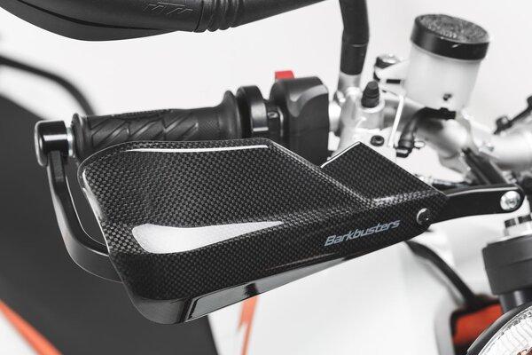 Barkbusters Carbonfaser Handprotektor Für alle Backbones (außer EGO).