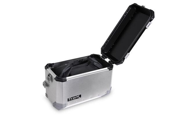 TRAX L sac interne Pour valises latérales TRAX L. Étanche. Noir.