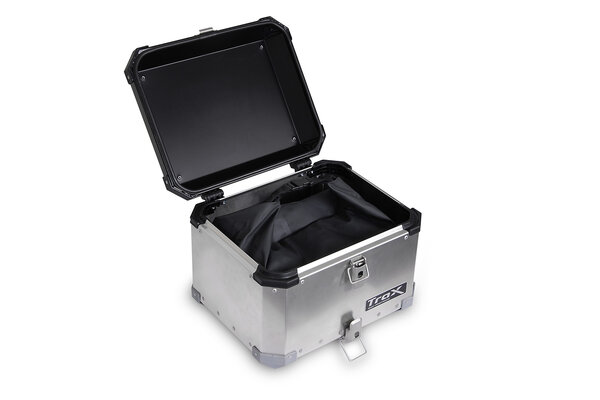 TRAX top case inner bag For TRAX top case. Waterproof. Black.