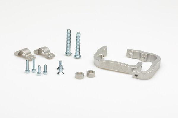 Handprotektoren Montage-Kit BMW R 1200 GS, R 1200 R, S 1000 XR, R 1250 GS.