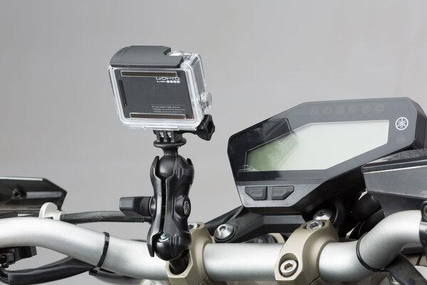 "Kit Universal con adaptador para cámara GoPro Incl. bola 1"" , brazo, receptaculo GoPro"