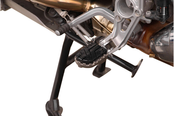 ION footrest kit BMW R1100GS (93-99) / R1200GS (04-12).