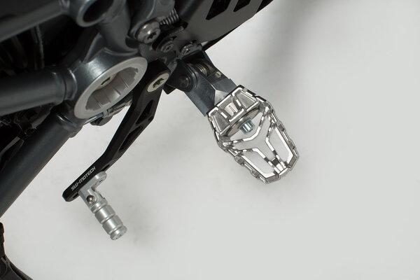 EVO Fußrasten-Kit KTM/Honda/Kawasaki/Morini/Guzzi/Suzuki/BMW.
