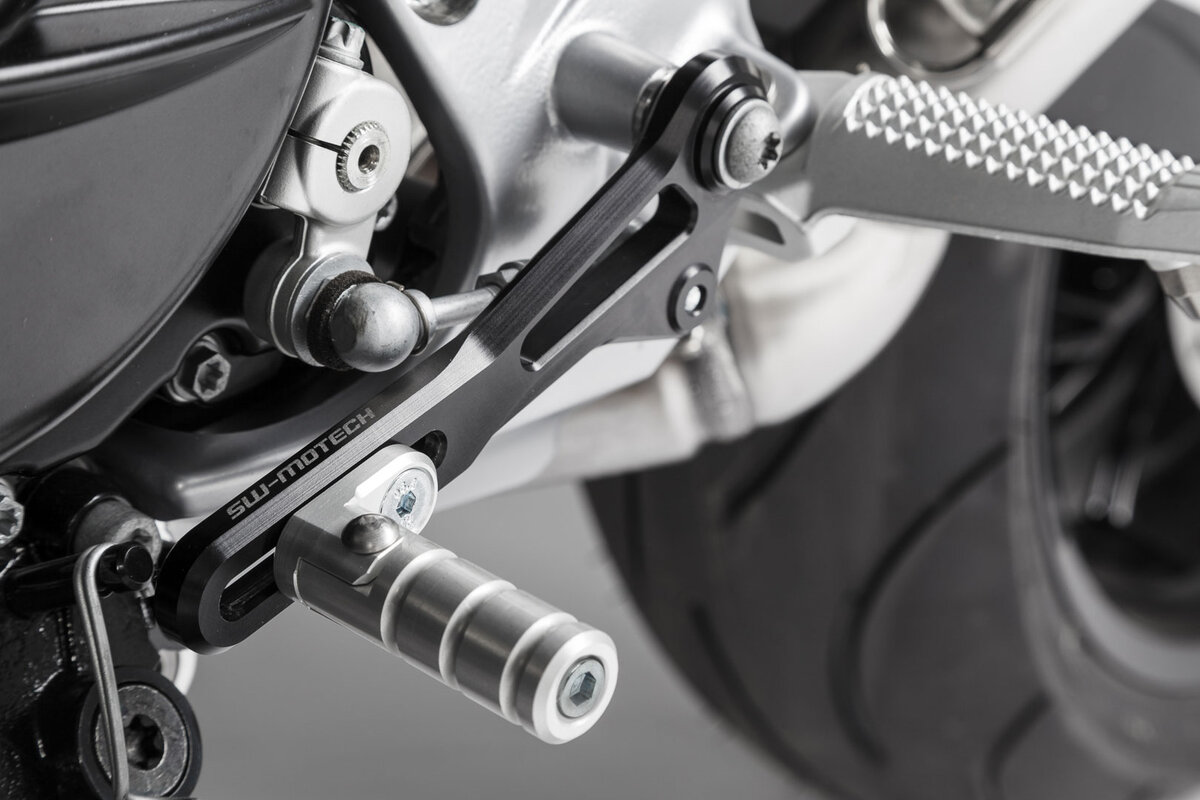 SW-MOTECH Adjustable Gear Shift Lever for BMW F800GT /Ô13-/Õ17 /& F800R /Ô09-/Õ17