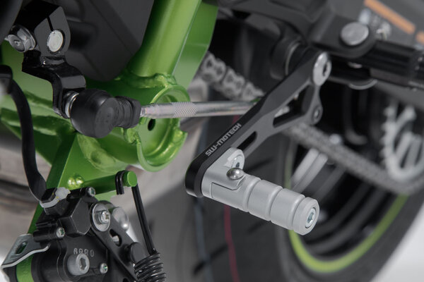 Schalthebel Kawasaki Z-Modelle, BMW G 310 R.