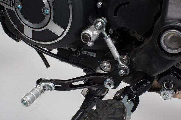 Sélecteur de vitesse Ducati Scrambler Desert Sled (16-18).