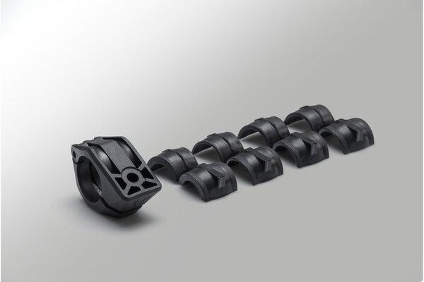 """1"""" Kugel-Kit Inkl. M6/M8-Schraube, Klemme für Lenker Ø 22-28mm."""