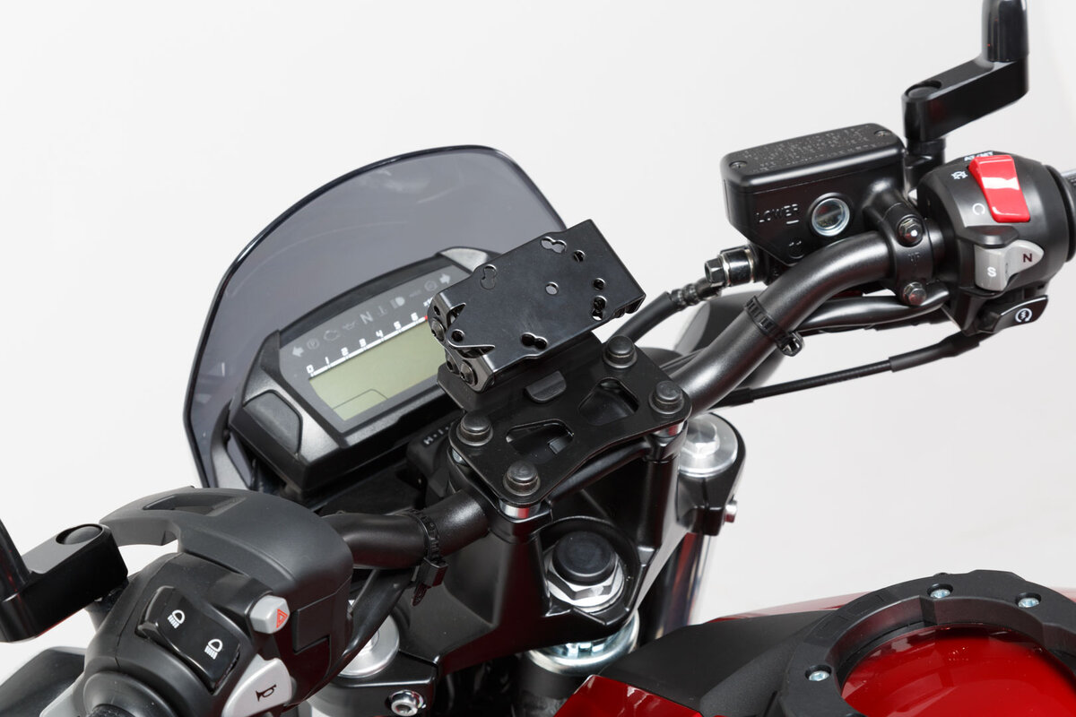 Honda NC750X Navigation Mounting GPS Rack Mount 2016 2018