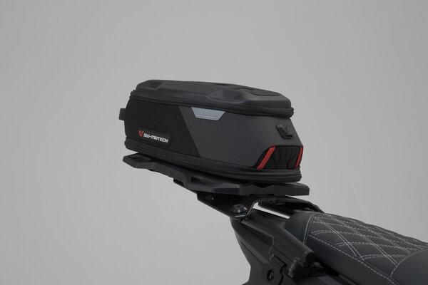 PRO Tankring Adapter-Kit für STREET-RACK  Für PRO Tankrucksäcke. Mit Adapterplatte. Schwarz.