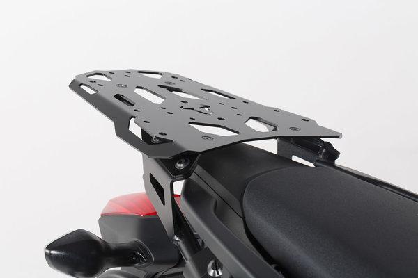 STEEL-RACK Negro. Honda NC700S/X (11-14),NC750S/X (14-15).