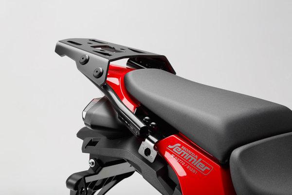 ALU-RACK Negro. Honda VFR 800 F (14-).
