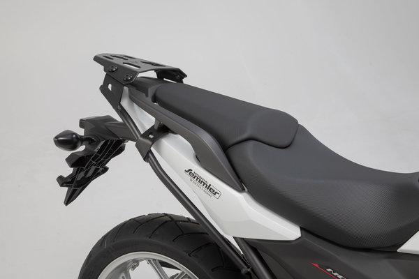 STREET-RACK Gepäckträger Schwarz. Honda NC750X / NC750S (16-).