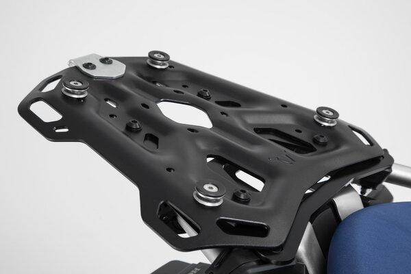 TRAX ADV Topcase-System Schwarz. Honda CRF1000L Adventure Sports (18-).