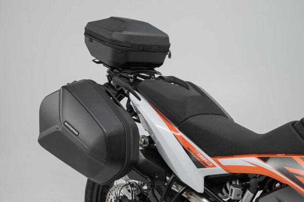 URBAN ABS Topcase-System Schwarz. KTM 790/1050/1090/1190 Adv,1290S Adv S/R.