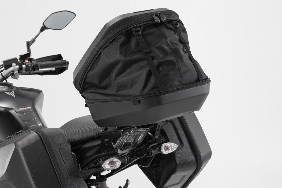 URBAN ABS topcase system  Black  Suzuki GSX1300R Hayabusa (08-)