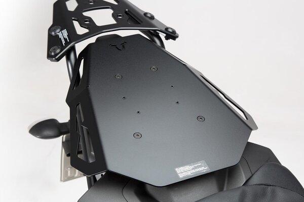 SEAT-RACK Gepäckträger für Soziussitz Schwarz. Yamaha MT-07 (14-) / Moto Cage (15-).