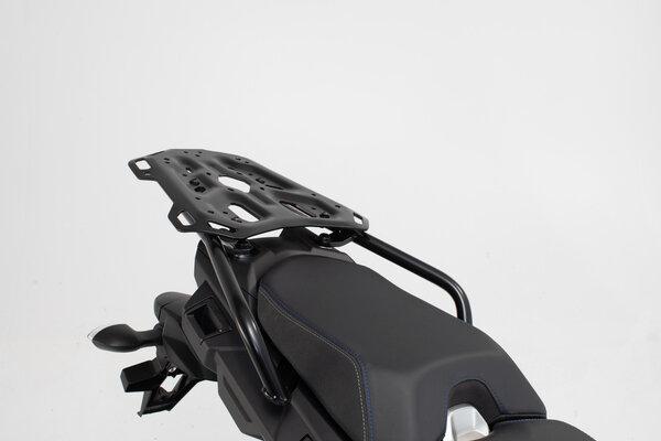 Portabagagli ADVENTURE-RACK Nero. Yamaha MT-09 Tracer/ Tracer 900 GT.