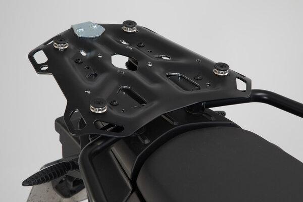 Sistema bauletto TRAX ADV Nero. BMW F 650/700/800 GS.
