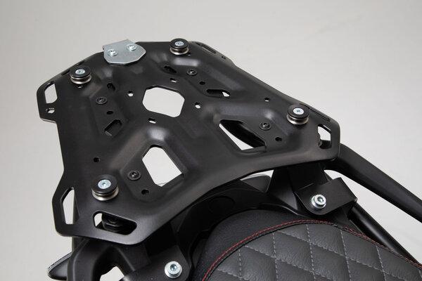 Sistema bauletto URBAN ABS Nero. BMW S1000XR (15-). Per portapacchi origin.