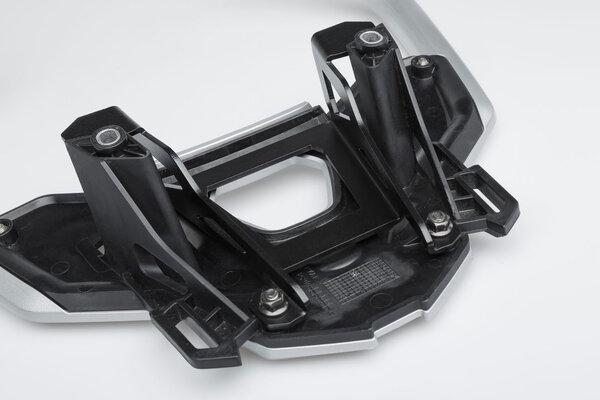 Reinforcement kit for orig. BMW rack Black. BMW R 1200 GS (12-), R 1250 GS (18-).