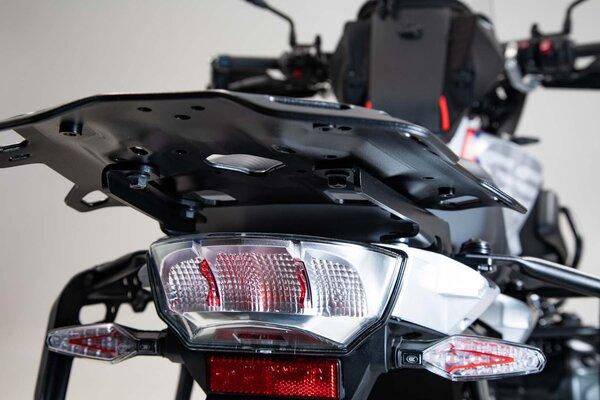 Kit dabaissement ADVENTURE-RACK Noir. BMW R1200GS (13-), R1250GS (18-).