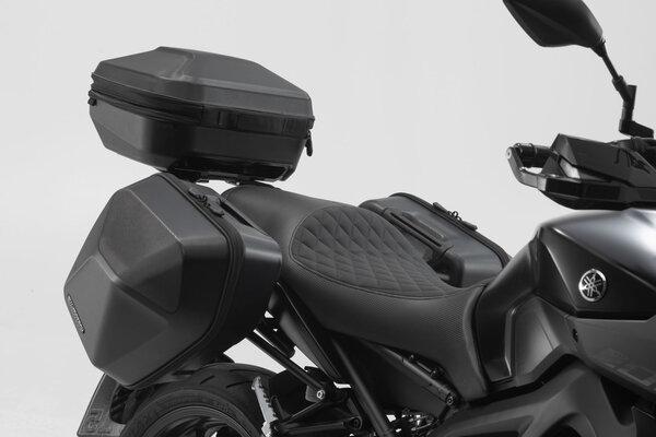 URBAN ABS Topcase-System Schwarz. Kawasaki Z900RS/ Cafe (17-).