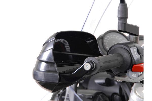 BBSTORM Handprotektoren-Kit Schwarz. BMW F650GS/F800GS/R1200GS Adv, Tiger
