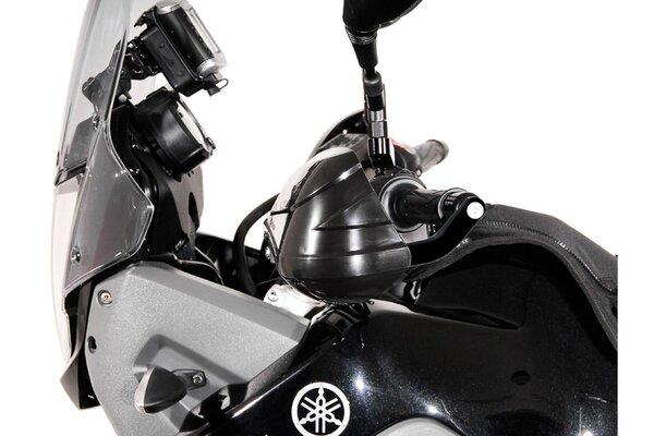BBSTORM Handprotektoren-Kit Schwarz. Yamaha XT660Z, BMW R1100/1150 GS.